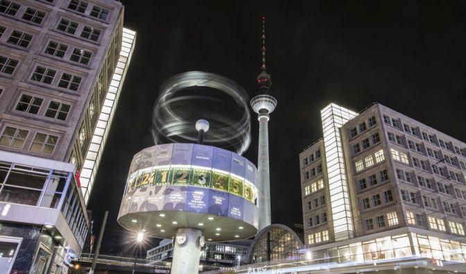 Am Berliner Alexanderplatz ist erneut ein Mensch zum Opfer einer schweren Gewalttat geworden. (Foto)
