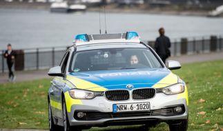 Am Duisburger Rheinufer ist ein Mädchen ertrunken. (Symbolbild) (Foto)