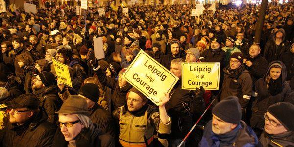 Legida-Demo am 30.01.2015