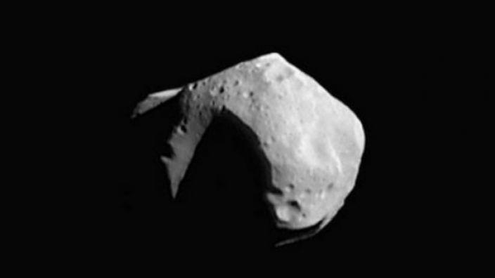 Am 12. Oktober 2017 fliegt ein Asteroid sehr knapp an der Erde vorbei. (Foto)