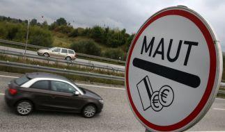 Am 01.01.2016 soll die Pkw-Maut in Deutschland eingeführt werden. (Foto)
