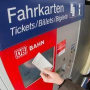 Die Bahntickets für Weihnachten und Silvester sind jetzt verfügbar (Foto)