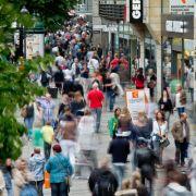 Am 24.07.2016 locken einige Städte in Deutschland zum Sonntagsshopping ein. (Foto)