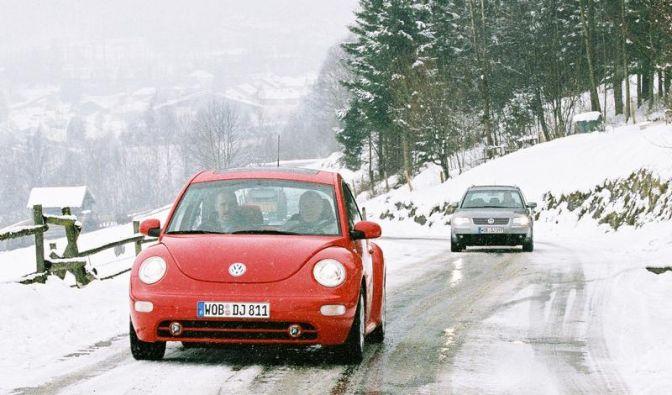 Am Wochenende kommt ein Hauch von Winter nach Deutschland. (Foto)