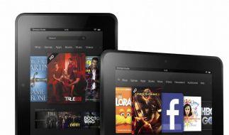 Amazon bringt Kindle-Tablets erstmals nach Deutschland (Foto)