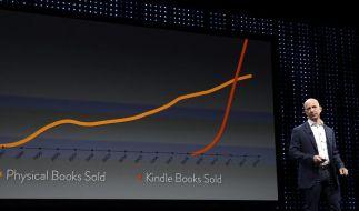 Amazon heizt mit Kampfpreisen für Kindle Fire den Tablet-Markt an (Foto)