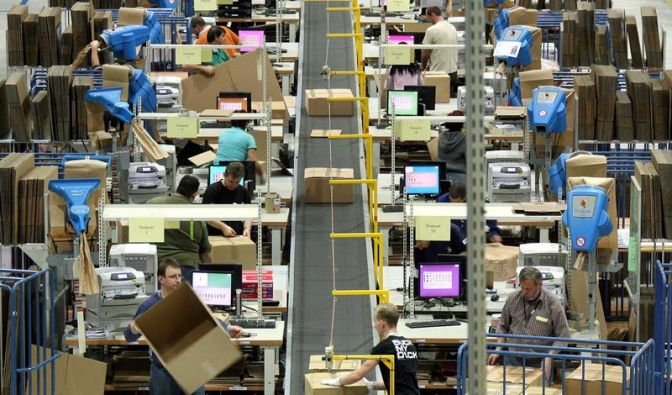 Amazon mit hohem Investitionstempo (Foto)