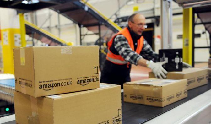 Amazon tauscht gebrauchte Bücher ein (Foto)