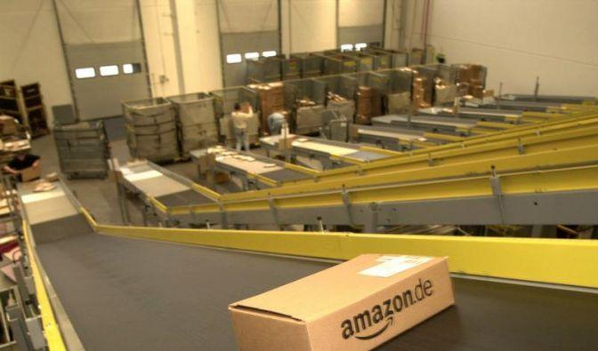Amazon zahlt hohen Preis für seinen Wachstumsdrang (Foto)