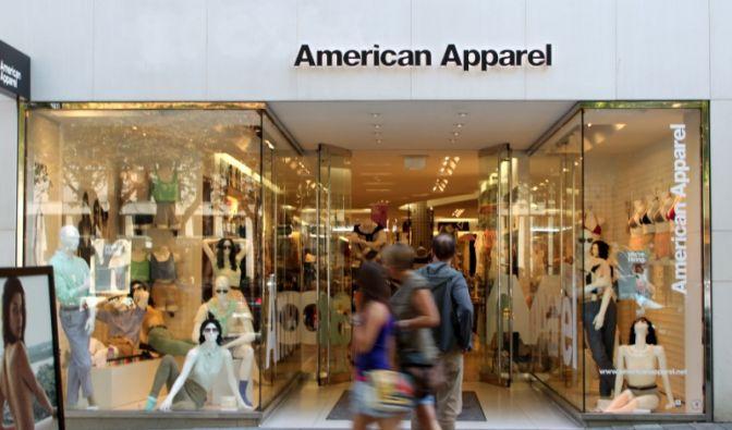 American Apparel  (Foto)
