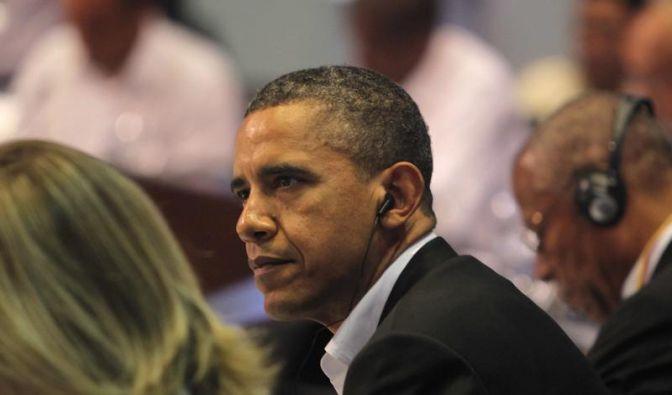 Amerika-Gipfel bleibt über «Kuba-Frage» zerstritten (Foto)