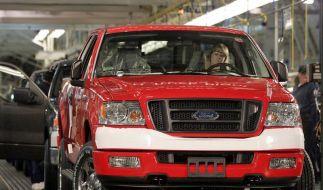Amerikaner hängen Deutsche beim Autokauf ab (Foto)
