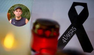 Amok-Pilot Andreas Lubitz flog am 24.03.2015 mit dem Germanwings-Flug 4U9525 hunderte Menschen absichtlich in den Tod. (Foto)