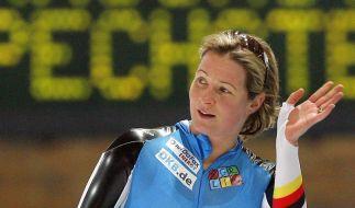 An ihrer Schuld gibt es Zweifel: Claudia Pechstein. (Foto)