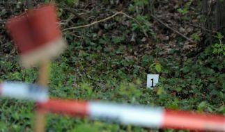 An dieser Stelle wurde die Tasche mit Leichenteilen entdeckt. (Foto)