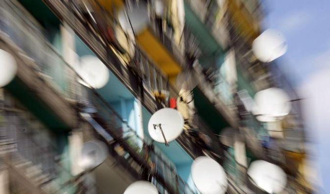 Analoge Satelliten-Übertragung endet 2012 (Foto)