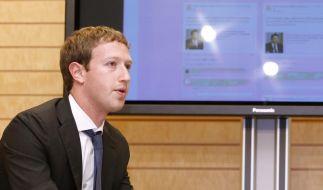 Analyse: Zar Zuckerberg muss teilen (Foto)