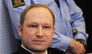 Anders Behring Breivik erhält viel Post - auch Liebesbriefe sind darunter. (Foto)