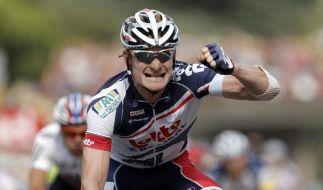 André Greipel gewinnt zum dritten Mal eine Etappe bei der Tour de France. (Foto)