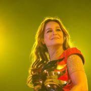 """Andrea Berg geht mit ihrem Best-of-Album """"25 Jahre Abenteuer Leben"""" an den Start. (Foto)"""