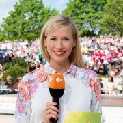In der ZDF-Mediathek: Kiwi feiertgroßen Mallorca-Fernsehgarten (Foto)