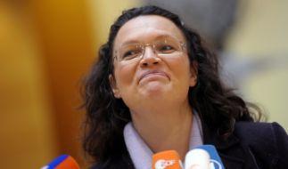 Andrea Nahles (Foto)