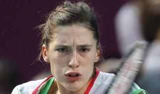 Andrea Petkovic verpasst Finale von Miami (Foto)