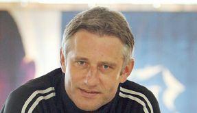Andreas Bergmann sieht sich bei Hannover 96 als Trainer für mehr als zwei Spiele. (Foto)