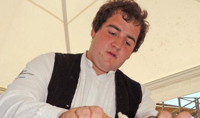 Andreas Fichter trifft den Nagel auf den Kopf (Foto)