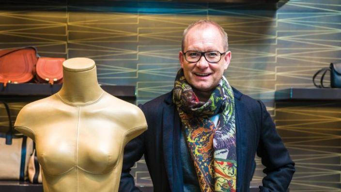 Andreas Rose ist Modeberater aus Frankfurt am Main.