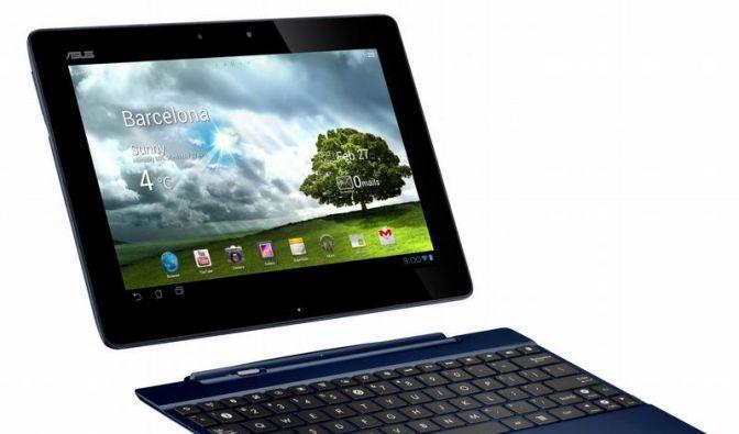 Android-Tablets und Bilderspeicher: Neue Computerprodukte (Foto)