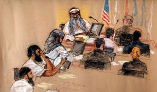 Angeklagte vom 11. September verweigern Beteiligung (Foto)