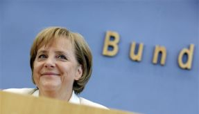 Angela Merkel (CDU) (Foto)