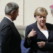 Dieses Gesetz bricht Papst Franziskus für die Bundeskanzlerin (Foto)