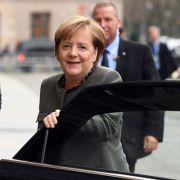SPD verliert weiter Boden! Merkel hält Union auf Kurs (Foto)
