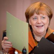 Angela Merkel ist wieder beliebt. (Foto)
