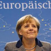 Angela Merkel - es ist ihre dritte Kandidatur als Bundeskanzlerin.