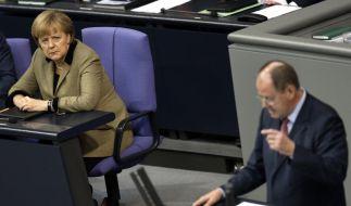 Angela Merkel oder Peer Steinbrück - wer wird neuer Bundeskanzler? (Foto)