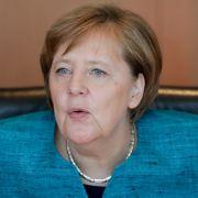 Kanzlerin sieht Defizite von Bundesländern im Kampf gegen Terrorismus (Foto)