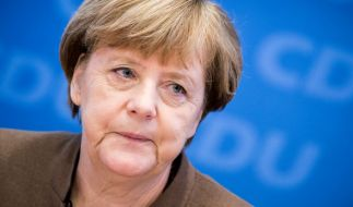 Angela Merkel shoppt auch gern mal im Internet. (Foto)