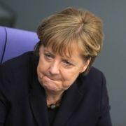 Merkel stellt sich quer! Keine Schließung der Balkanroute (Foto)
