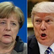 SAFETY first! Merkel sagt Staatsbesuch bei Trump ab (Foto)