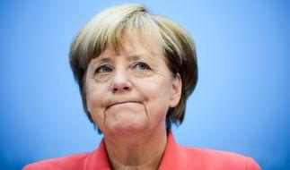 Angela Merkels Umfrage-Werte sinken immer weiter. (Foto)