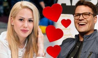 Angelina Heger und Rocco Stark sind ein Paar. (Foto)
