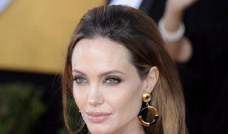 Angelina Jolie schon in Berlin gelandet (Foto)