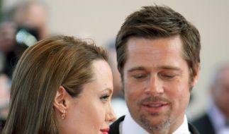 Angelina Jolie und Brad Pitt demonstrieren Einigkeit (Foto)