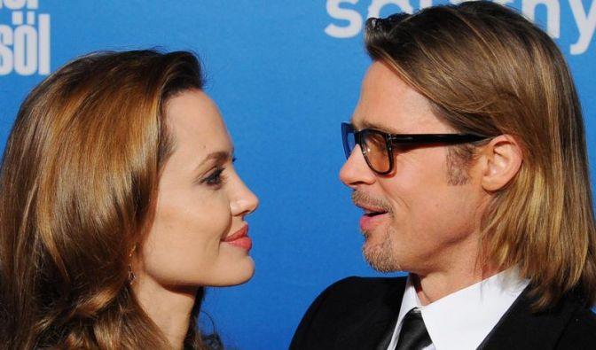 Angelina Jolie und Brad Pitt: Wann und wo ist Hochzeit? (Foto)