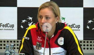 Melbourne-Champion Kerber verliert