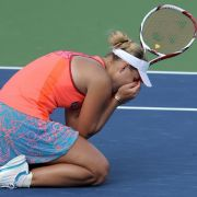 Angelique Kerber hat das Fimale der US Open verpasst.