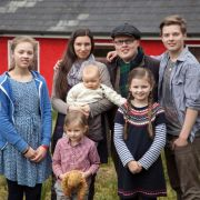 Angelo Kelly lebt mit seiner Frau Kira und den fünf gemeinsamen Kindern in Irland. (Foto)